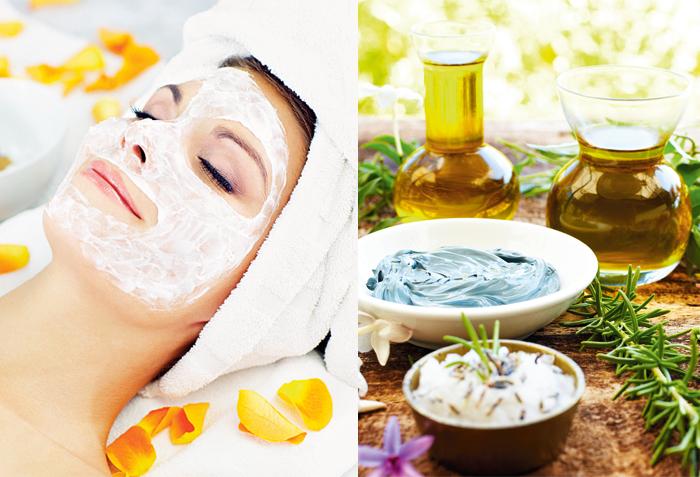 Vårda huden och miljön med naturlig hudvård