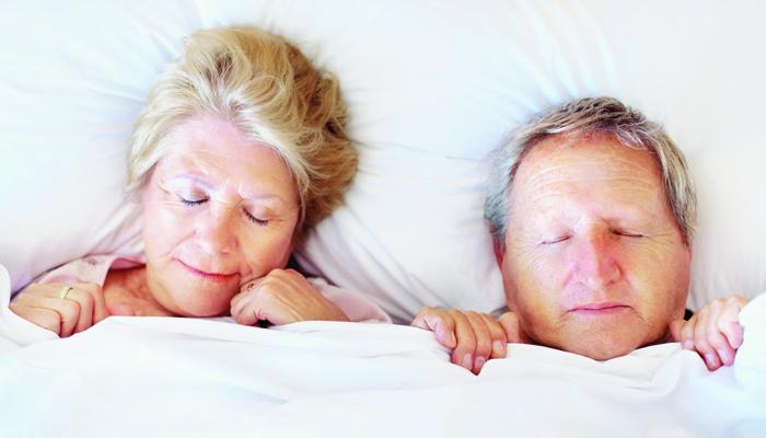 Bra sömn viktigt för hälsan