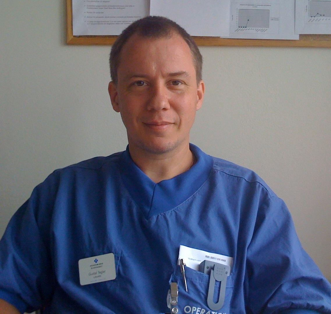 Gustaf Tegler