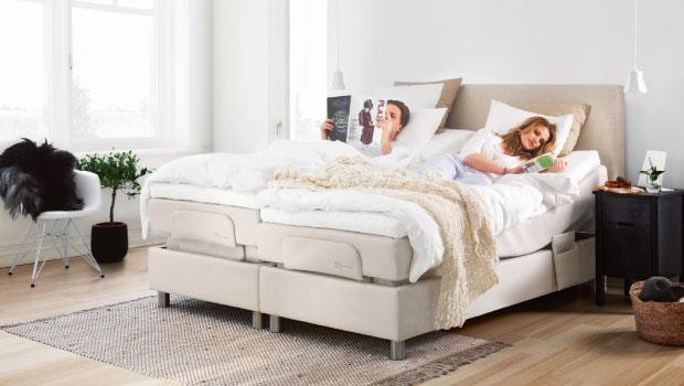 Sov gott i en bra säng
