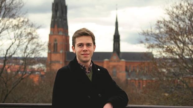 Björn Eriksson led av försenat sömnfassyndrom