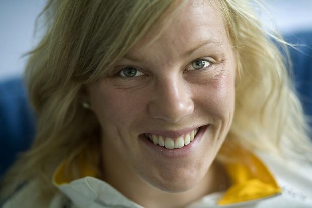 Helena Jansson. Foto: Rasmus Westergren