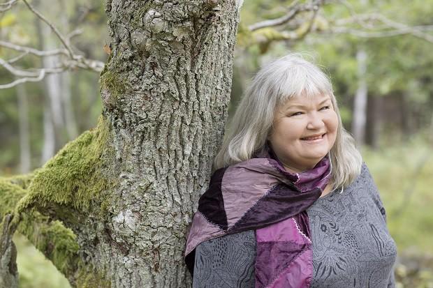 Ingrid Holmberg.