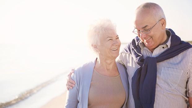 Äldre-par