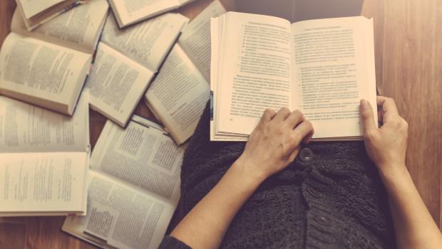 Läsning som medicin – Biblioterapi