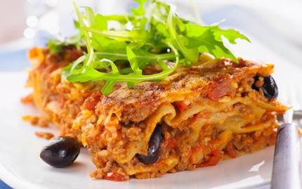 GI lasagne